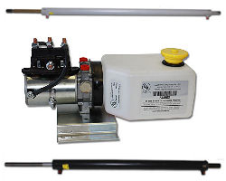 Hydraulic Slide-Out Motors & Accessories