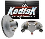KODIAK Vented Trailer Disc Brakes