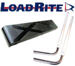 LOAD RITE Trailer Bunks, Bow Guides and Brackets