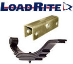 LOAD RITE Leaf Springs and Spring Hardware