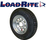 LOAD RITE Trailer Tires and Tire Mounts