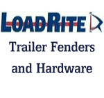 LOADRITE Boat Trailer Fenders and Hardware