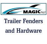 MAGIC TILT Boat Trailer Fenders and Hardware