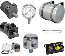 Hydraulic System Pumps, Reservoirs & Accessories
