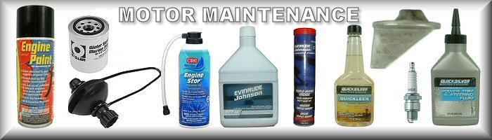 Boat Motor Maintenance Products