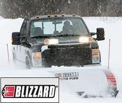 BLIZZARD Snow Plow Parts