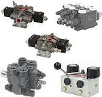Hydraulic Sectional and Spreader Valves