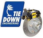 TIE DOWN ENGINEERING Trailer Disc Brakes