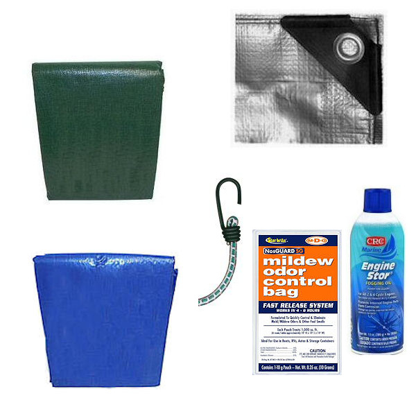 Tarps, Covers and Storage Products