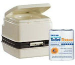 RV Toilets, Tissue and Sanitation Treatments
