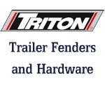 TRITON Trailer Fenders and Hardware