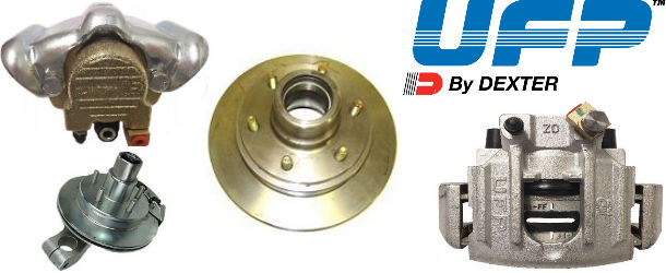 UFP Trailer Disc Brakes at Trailer Parts Superstore
