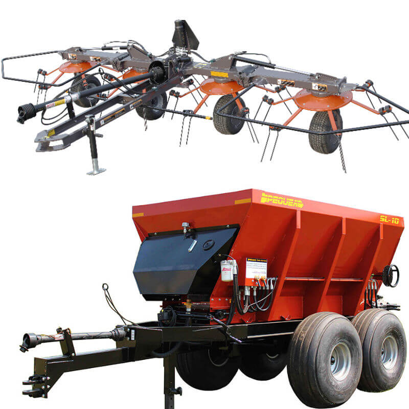 Agricultural and Stock Trailer Parts
