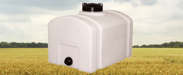 Agricultural Chemical Storage Tanks