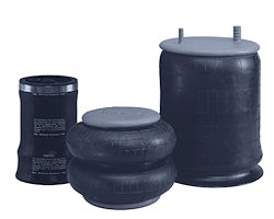 Trailer and Truck Air Springs
