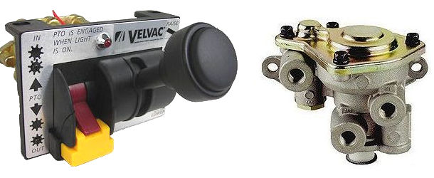 Air Brake Valves and Governors at Trailer Parts Superstore