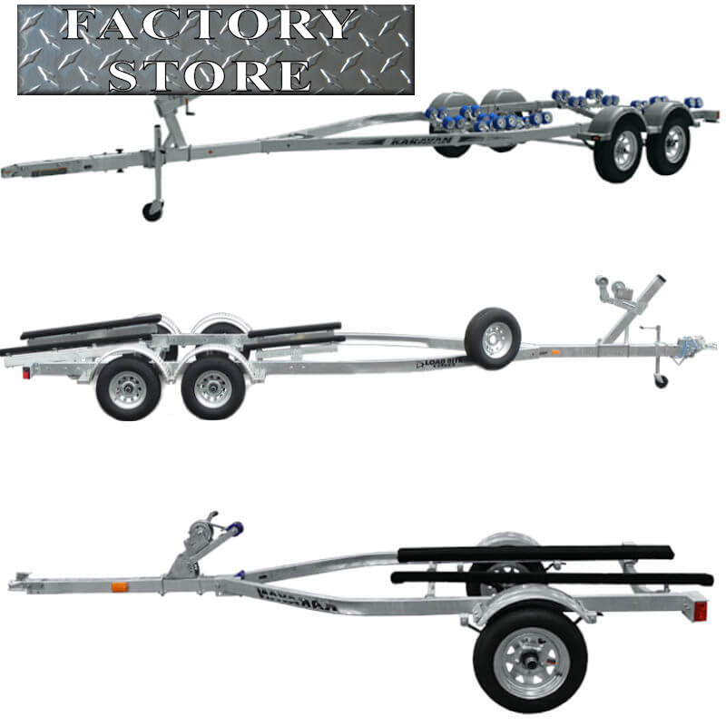 Boat Trailer Factory Parts