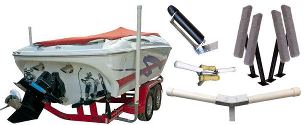 Boat Trailer Bow Guides