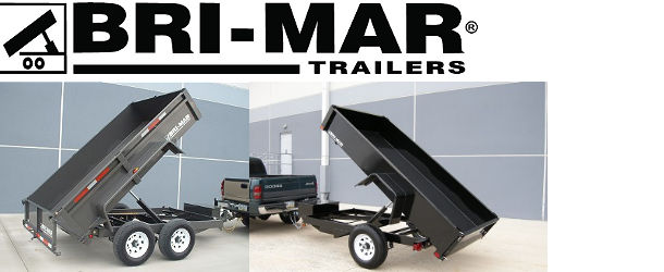 bri-mar o e m  dump trailer parts