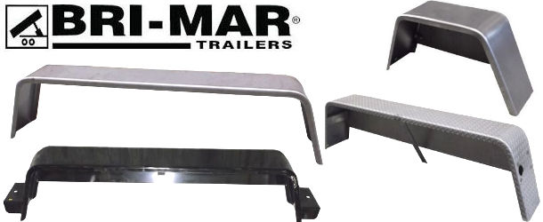 Bri Mar Trailer Fenders And Hardware At Trailer Parts Superstore