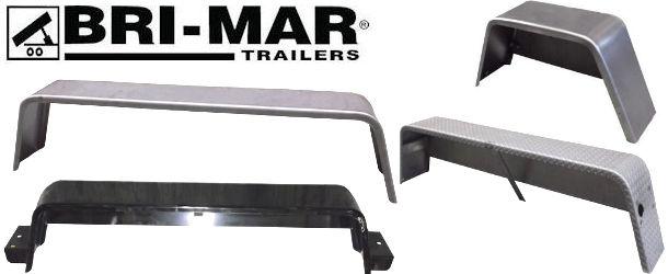 BRI-MAR Trailer Fenders and Hardware