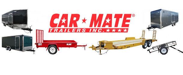 CAR MATE Factory Trailer Parts