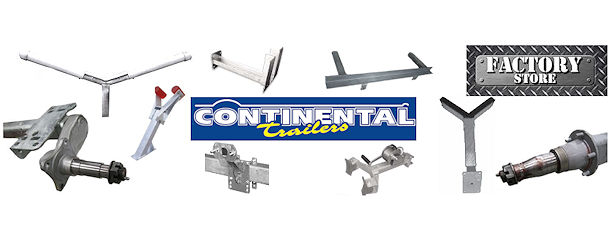 CONTINENTAL Boat Trailer Parts