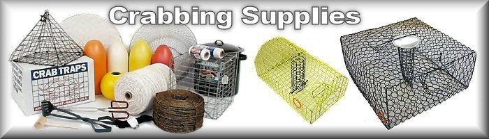 Crabbing Gear ~ Catching to Cooking
