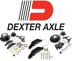 DEXTER Trailer Disc Brakes and Brake Parts