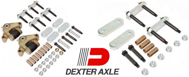 DEXTER Axle and Suspension Hardware