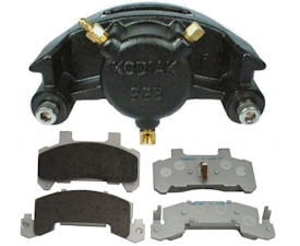 Disc Brake Repair Parts and Accessories
