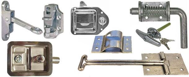 latch MADE IN USA!!! PULL DOWN CATCH W// EYE 1 lock