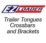 EZ-LOADER Tongues, Crossbars and Brackets