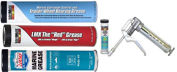 Wheel Bearing Grease, Grease Guns and Fittings
