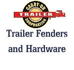 CARRY-ON Trailer Fenders and Hardware