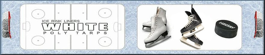 Backyard Ice Rink Liners & Accessories