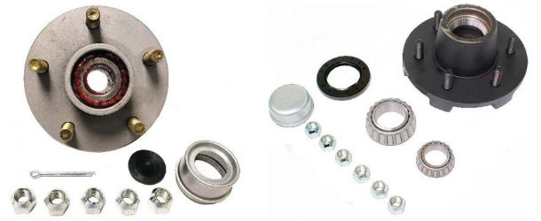 Trailer Wheel Hubs and Hub Kits at Trailer Parts Superstore