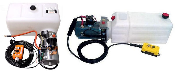 Hydraulic Power Units at Trailer Parts Superstore