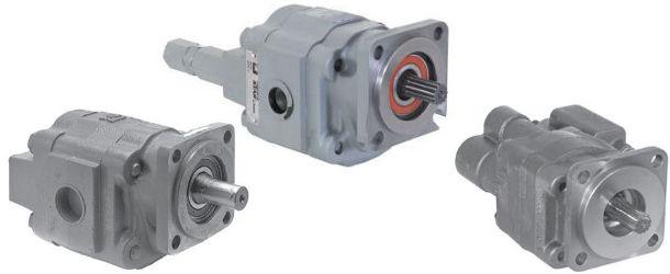 Buyers HydraStar/™ Hydraulic Pump w//Manual Valve #CH102115CW
