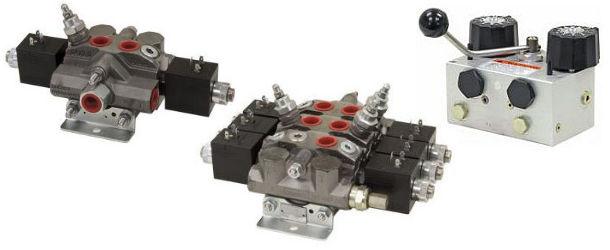 hydraulic spreader wiring diagram hydraulic sectional and spreader valves  hydraulic sectional and spreader valves