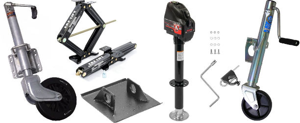 Trailer Jacks and Stabilizers at Trailer Parts Superstore