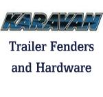 KARAVAN Boat Trailer Fenders and Hardware