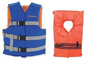 PFD's / Life Jackets, Life Vests & Preservers
