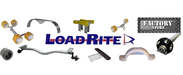 LOAD RITE Factory Boat Trailer Parts