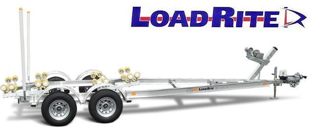 LOADRITE Factory Replacement Trailer Axles