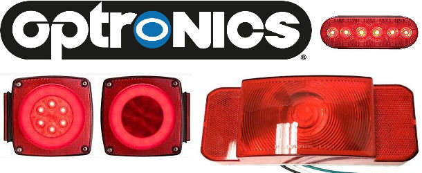 OPTRONICS LED Trailer Light Kits and Tail Lights on