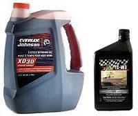 Marine Motor Oil, 2-Stroke & 4-Stroke
