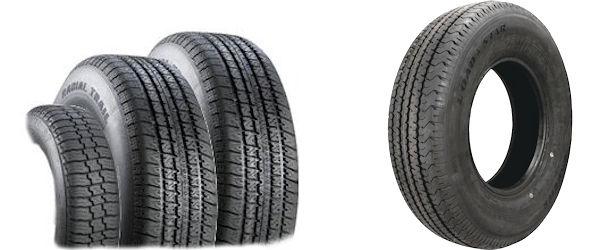Radial Trailer Tires