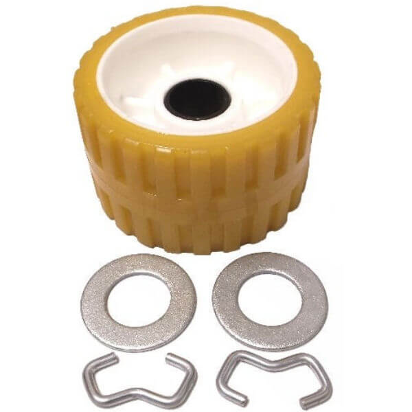 Boat Trailer Rollers and Bump Pads