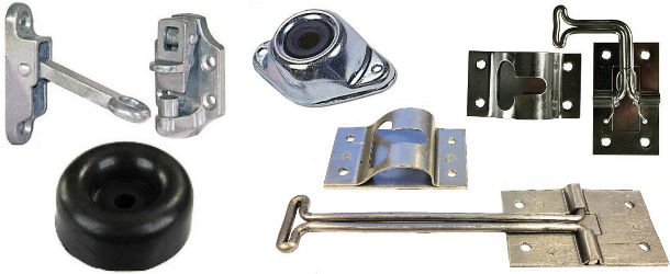 RV Door Keepers, Latches and Bumpers at Trailer Parts Superstore